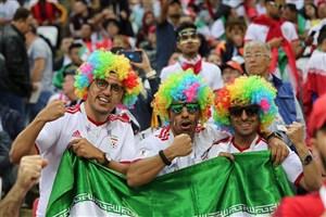 از ایسلندیتابندری؛نبض ورزشگاه دست ایرانیها