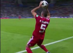 لحظات جالب و با مزه جام جهانی 2018 روسیه