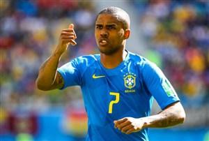 بازگشت گروه مصدومان به تمرینات تیم ملی برزیل