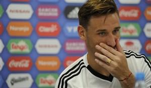 بیلیا هم از تیم ملی آرژانتین خداحافظی کرد