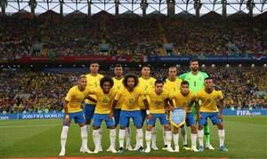 معرفی ۱۱ بازیکن برزیل و مکزیک