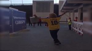 شادی جالب والدراما پس از صعود کلمبیا