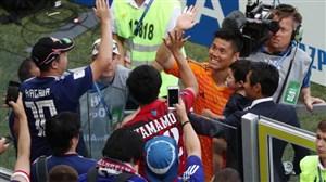 بهترین سیو روز پایانی دور مرحله گروهی جام جهانی 2018