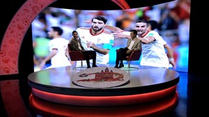 نظر جهانبخش درباره خوشتیپی انصاریفرد و قهرمان جامجهانی