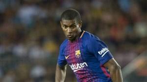 مدافع بارسلونا در آستانه انتقال به لیگ جزیره