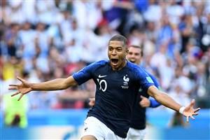 فرانسه 4- آرژانتین3؛ کیلیان قاتل بیرحم