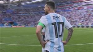 واکنشهای بازیکنان و هواداران پس از بازی فرانسه -آرژانتین