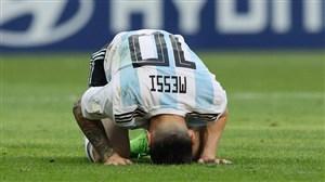 جام جهانی دور از دسترس مسی