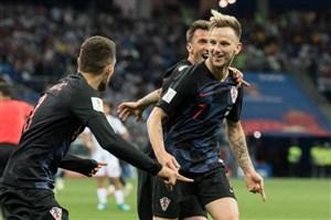 فقط قهرمانی، کرواسی را راضی می کند