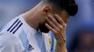 لحظات احساسی و غم انگیز بازیکنان در جام جهانی 2018