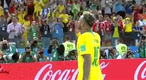 راه صعود برزیل تا مرحله یک هشتم جام جهانی 2018