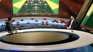 نظر پادوانی در مورد بازیهای برزیل در جام جهانی