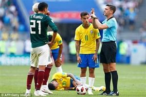 اتهام بزرگ سرمربی مکزیک به تیم ملی برزیل