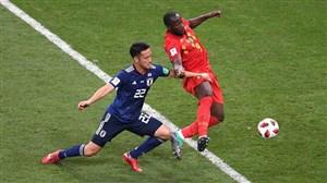 تمامی گلهای مرحله یک هشتم نهایی جام جهانی 2018