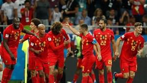 بلژیک و یک چهارم نهایی های رویایی
