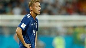 خداحافظی هافبک ژاپن از رقابت های ملی