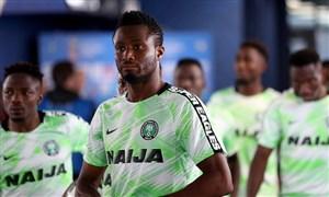 دزدیده شدن پدر کاپیتان نیجریه پیش از دیدار با آرژانتین