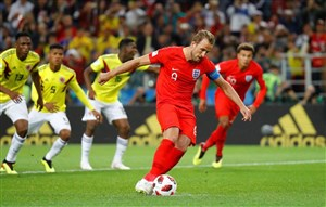 گفتگو با بهترین بازیکن دیدار انگلیس و کلمبیا
