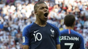 سه نبرد اصلی دیدار فرانسه - اروگوئه