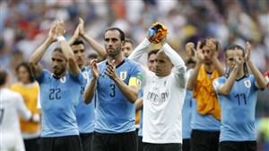 نمایش رؤیایی اروگوئه؛ بهتر از این امکان ندارد!