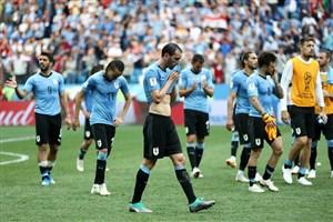 حمایت گودین از دروازه بان بدشانس اروگوئه