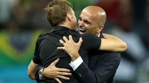 مارتینز: بازیکنانم، قهرمان های بلژیک هستند