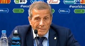 صحبتهای دشان و تابارز بعد از دیدار فرانسه-اروگوئه