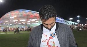 شوخی با تیشرت میثاقی و پیامک رضاییان به احمدی