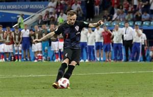 راکیتیچ: بهترین اتفاق، بازی با انگلیس در نیمه نهایی است