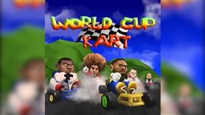رالی کارتونی مرحله یک چهارم جام جهانی