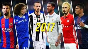 بهترین مدافعان اروپا در فصل 18-2017 - قسمت دوم