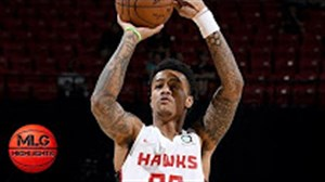 خلاصه بسکتبال پورتلند بلیزرز -آتلانتا هاوکز