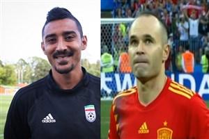 تلخ و شیرین خداحافظی اسطوره های فوتبال