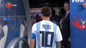 بررسی عملکرد تیم ملی آرژانتین در جام جهانی 2018