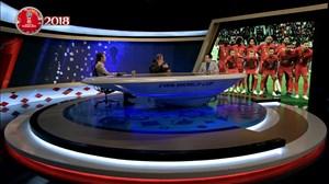 نکات ضعف تیم بلژیک در مقابل فرانسه از زبان صدر