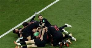 کرواسی: متواضع و با اشتهای پیروزی