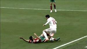 نماهنگ تماشایی از درگیری های فیزیکی تیم ملی