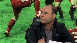 دفاع بختیاری زاده درباره عملکرد دفاعی تیم ملی