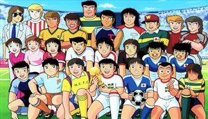 کارتون فوتبالیستها؛ چشم انداز 100 ساله ژاپن در فوتبال