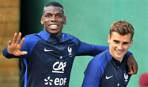 پوگبا: امیدوارم فرانسه جام قهرمانی را به خانه ببرد