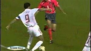 سریعترین گل رده بندی تاریخ جام جهانی ; هاکان شوکور