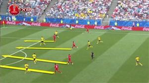 آنالیز عملکرد تیم ملی بلژیک تا قبل از رده بندی