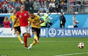 گفتگو با بهترین بازیکن دیدار ردهبندی بلژیک و انگلیس