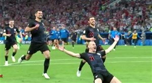 کرواسی رویایی در جام جهانی 2018