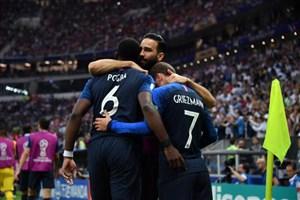 سبیل چخماقی رامی برای فرانسوی ها شانس آورد!
