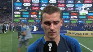 مصاحبه دشان و گریزمان پس از پیروزی برابر کرواسی