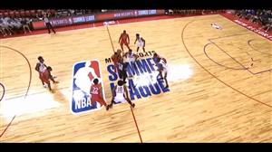 خلاصه بسکتبال کلیولند کاوالیرز-تورنتو رپترز