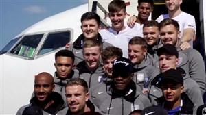 بازگشت دست خالی تیم ملی انگلیس به خانه