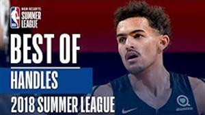 برترین اسلم دانک های رقابت های پیش فصل NBA