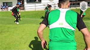 تمرینات تیم السد قطر با حضور ژاوی هرناندز